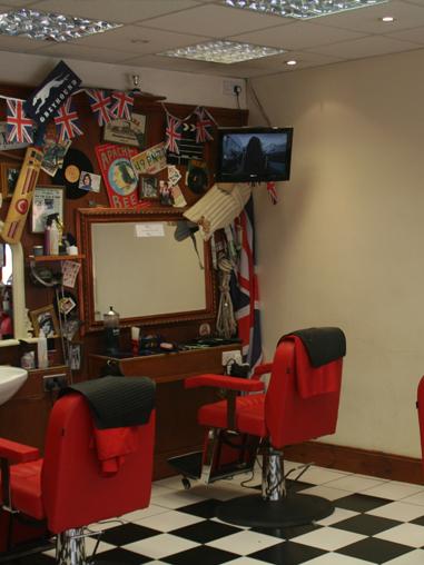 Crew Barber Shops
